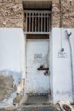 PERTH - AUSTRALIE - AOÛT, 20 2015 - la prison de Fremantle est maintenant ouverte de public Photographie stock libre de droits