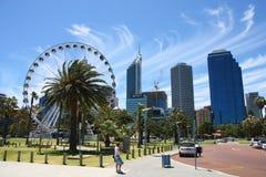 Perth Australien Royaltyfri Foto