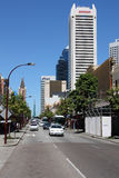 Perth Australien arkivbild
