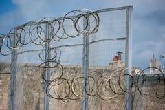 PERTH - AUSTRALIEN - AUGUST, 20 2015 - Fremantle-Gefängnis ist jetzt zur Öffentlichkeit offen Stockfotos