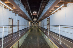 PERTH - AUSTRALIEN - AUGUST, 20 2015 - Fremantle-Gefängnis ist jetzt zur Öffentlichkeit offen Lizenzfreie Stockfotos