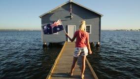 Perth Błękitny Łódkowaty dom