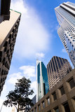 Perth Business District Royalty Free Stock Images