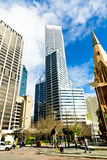 Perth Business District Stock Photos