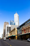 Perth Business District Stock Images