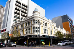 PERTH BUSINESS DISTRICT Royalty Free Stock Photography