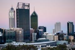 Perth CBD Royaltyfri Bild