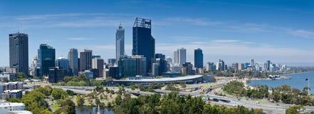 Perth en Australia occidental imágenes de archivo libres de regalías