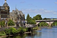Perth central Escocia Reino Unido Fotografía de archivo