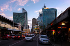 Perth City View Stock Photos