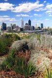 Perth city, Western Australia Stock Images