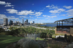 Perth city, Western Australia Royalty Free Stock Photos