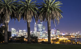 Perth cityscape. Stock Images