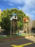 Perth domek na drzewie Obrazy Royalty Free