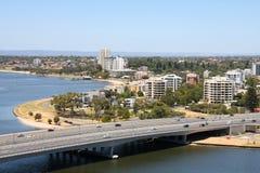 Perth du sud Photos libres de droits