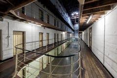 PERTH - l'AUSTRALIA - AUGUSTE, 20 2015 - la prigione di Fremantle ora è aperta al pubblico Immagini Stock