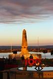 Perth memorial Kings  park dusk service Stock Photo