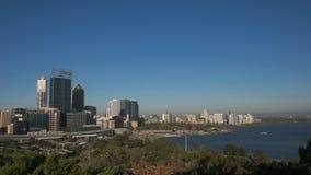 Perth pejzażu miejskiego panning dobra strzał zbiory
