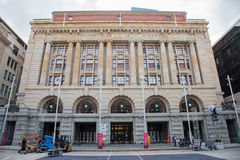 Perth Post Office stock photography