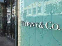 Tiffany & Co shop Luxury American retailer