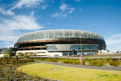 Perth Stadium. In Western Australia Stock Photography