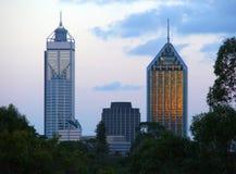 Perth-Stadt Lizenzfreies Stockfoto