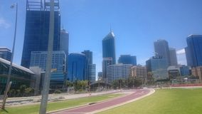 Perth-Stadt! Stockfoto