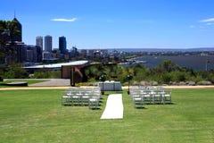Perth-Stadt, Westaustralien stockbild