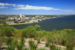 Perth västra Australien arkivbilder
