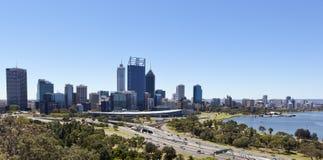 Perth von Park des Königs lizenzfreie stockbilder