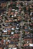 Perth-Vorort lizenzfreie stockfotos