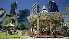 Perth Wenecki Carousel zbiory