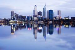 Perth Westelijk Australië Stock Afbeelding