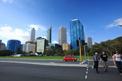 Perth,Western Australia Stock Photography