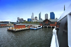 Perth, Western Australia Royalty Free Stock Photo
