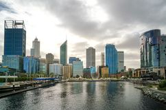 Free Perth, Western Australia With Swan River Royalty Free Stock Photography - 158049277