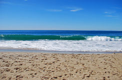 Perto da praia da praia principal, Laguna Beach, Califórnia Foto de Stock