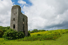 Perto de Newgrange, Donore Co Meath Fotografia de Stock