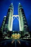 Pertonas twin towers Stock Images