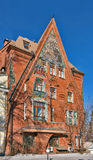 Pertsov House, Moscow, Russia Stock Photos
