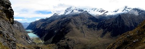 Peru - Andes Royalty Free Stock Image
