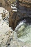 Peru Cotahuasi kanjon Den djupaste kanjonen för wolds Arkivfoton