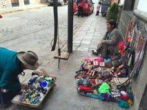 Peru - Cusco Stock Photo