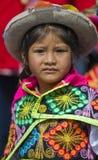 Peru education day Stock Photo