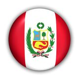 Peru Flag Stock Photos