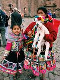 Peru i ett foto royaltyfri fotografi