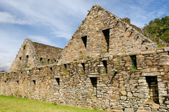 Peru, Inca ruins of Choquequirau near Cuzco Stock Images