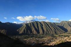 Peru Landscape Royalty Free Stock Photos