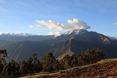 Peru Landscape Royalty Free Stock Photo