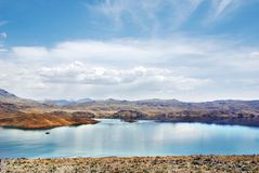 Peru landscape Royalty Free Stock Photos